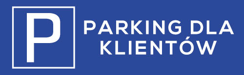 Obrazek Bezpłatny parking dla naszych klientów.