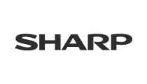 sharp-logo Home
