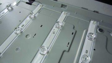 Wymiana listw LED w TV LG