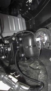 montaz-glosnika-sa135-mercedes-vito MONTAŻ